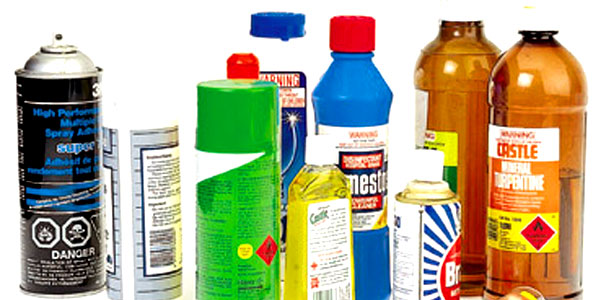 Image Gallery Household Chemicals