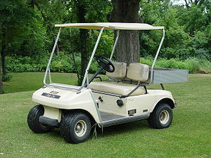 Safety Reminders When Driving Your Golf Cart
